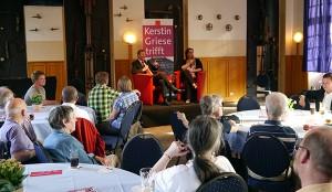 Polit-Talk im Bürgerhaus Frankenheim