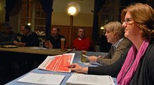 Diskussion mit Elisabeth Müller-Witt und Kerstin Griese im Ratinger Bürgerhaus.