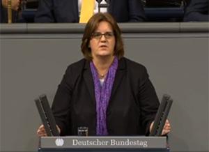 Griese Bundestagsdebatte