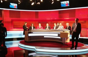 Die Talksendung wurde live aus dem Kölner Studio des WDR gesendet.