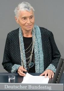 Ruth Klüger (Fotos: Bundestag / A. Melde)