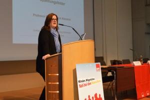 """Kerstin Griese: """"Wir stehen für Zuversicht und Realismus."""""""