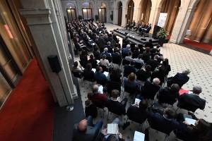 Präsentation des SVR-Gutachtens. (Fotos: SVR/Ausserhofer)