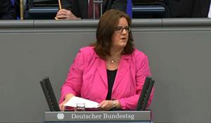 Bundestagsrede