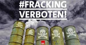 Fracking verboten
