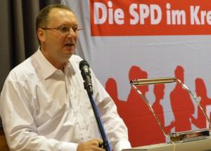 Gegenkandidat Dirk Brixius (Ratingen).