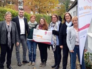 Marie-Therese Wirtz-Doerr, Carsten Frese, Manuela Neidinger, Jessica Schumacher, Melanie Etzien, Kerstin Griese, Karin Knakowski.