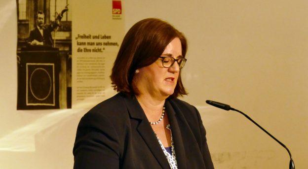 Kerstin Griese in Velbert