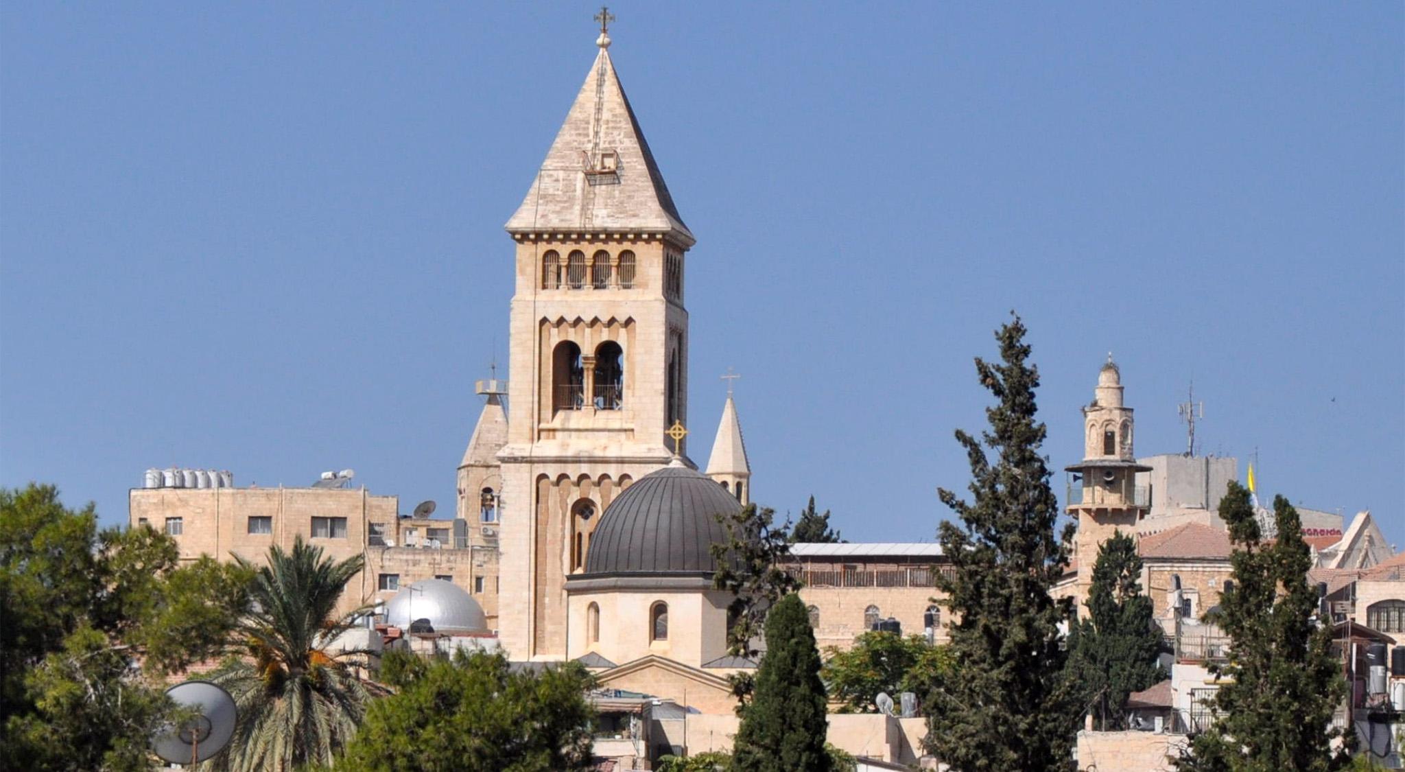 Erlöserkirche. Foto: evangelisch-in-jerusalem.org