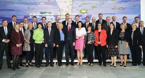 Alle parlamentarischen Staatssekretärinnen und -sekretäre