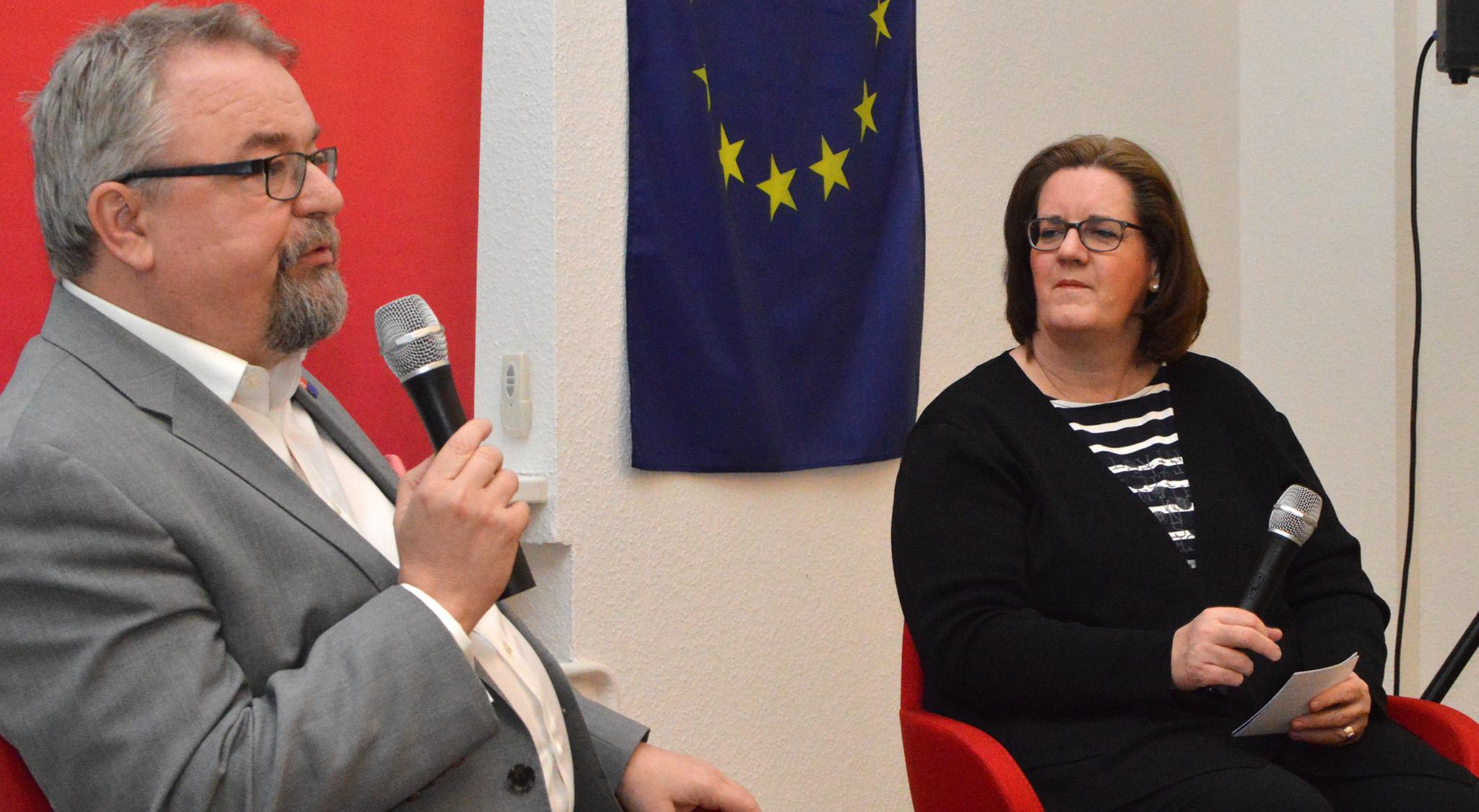 Jens Geier, Kerstin Griese