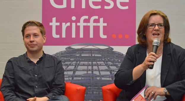 Kevin Kühnert, Kerstin Griese