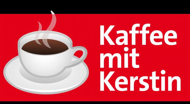 Kaffee mit Kerstin